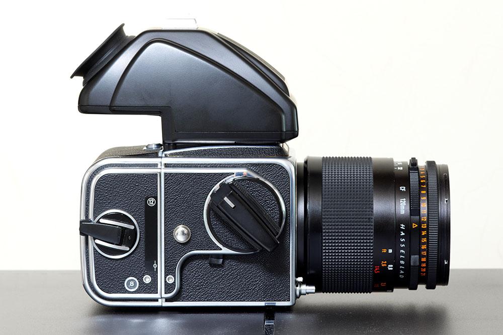 マクロプラナーCF120mmを装着