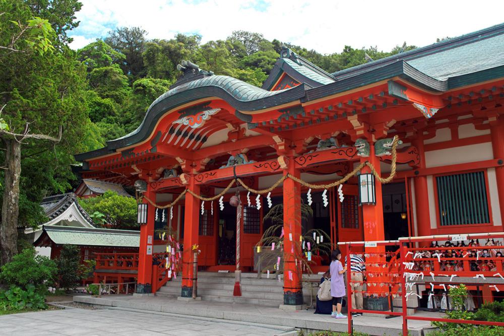 和歌山の淡嶋神社・人形供養や縁結びで有名な神社に行ってきた