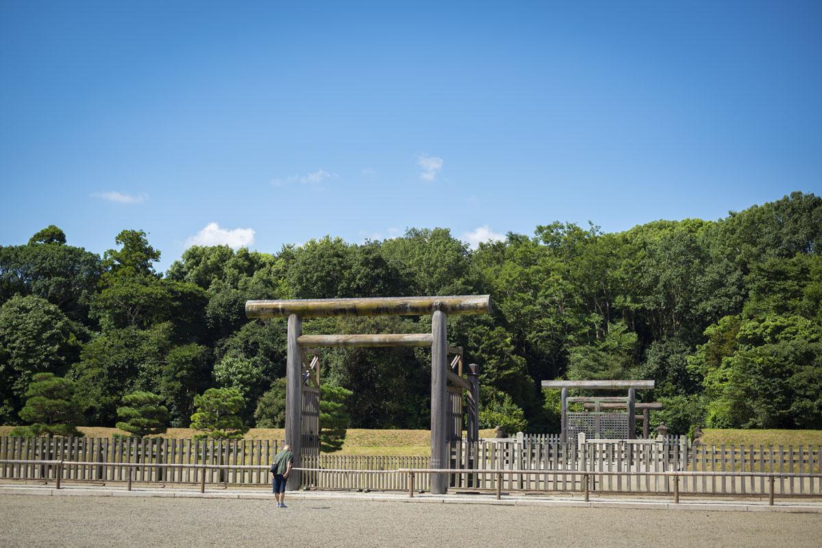 神武天皇のお墓と言われる奈良県橿原市の神武天皇陵へ行ってきた